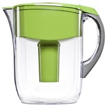 Brita Grand Water Filter Pitcher 10 Cups Green