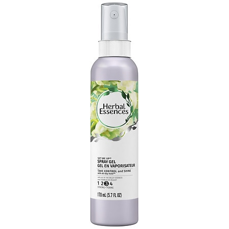 Herbal Essences Set Me Up Spray Hair Gel Lily of the Valley