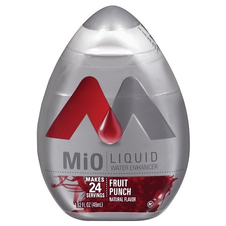 Mio Liquid Water Enhancer Fruit Punch