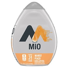 Mio Liquid Water Enhancer Mango Peach