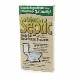 Natural Enzyme-Based Septic System Treatment
