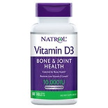 Vitamin D3, 10,000 IU, Mini Tablets