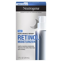 Neutrogena Rapid Wrinkle Repair Moisturizer Cream Night