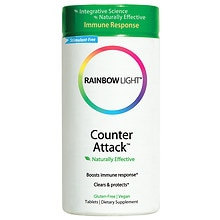 Rainbow Light Herbal Prescriptives Counter Attack, Tablets