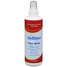 No Rinse Peri-Wash Perineal Cleanser Spray