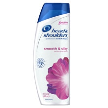 Head & Shoulders Smooth & Silky Dandruff Shampoo