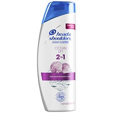 Head & Shoulders 2 in 1 Dandruff Shampoo + Conditioner Ocean Lift