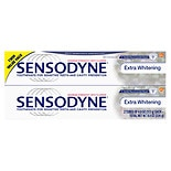 Sensodyne Toothpaste for Sensitive Teeth & Cavity Prevention Maximum Strength with Fluorid