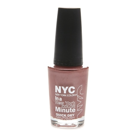 NYC In a NY Minute Quick Dry Nail Polish Central Park
