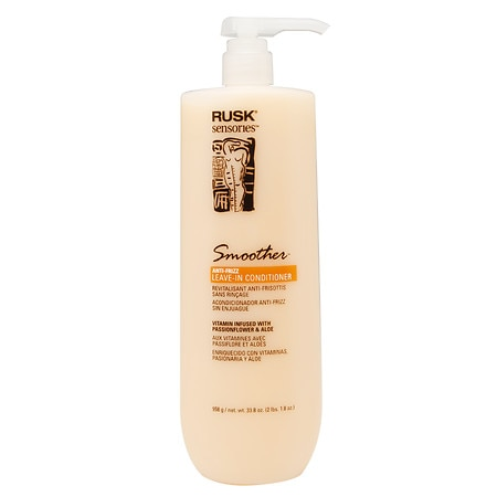 Rusk Sensories Smoother Conditioner Passionflower & Aloe