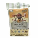 Natural Essentials Kids Noz-eez Extra Moisturizing Nose Wipes Silly Banana