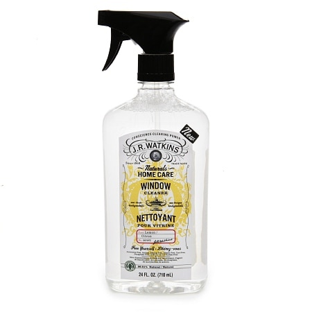 J.R. Watkins Window & Glass Cleaner Lemon
