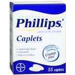Phillips Laxative Dietary Supplement, Caplets