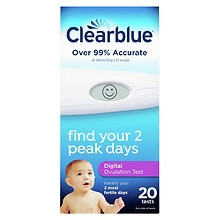 Clearblue Digital Ovulation Tests