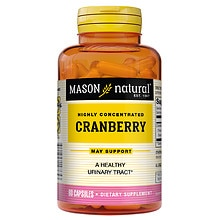 Highly Concentrated Cranberry, Capsules