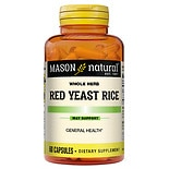 Mason Natural Red Yeast Rice 1200, Capsules