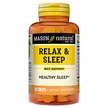 Mason Natural Relax & Sleep, Tablets