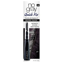 No Gray Quick Fix Temporary Hair Color Black/Brown
