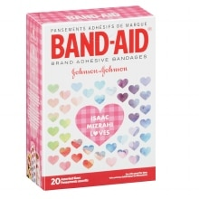 Band-Aid by Isaac Mizrahi, Adhesive Bandages