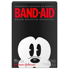 Band-Aid - Children's Adhesive Bandages, Disney Mickey Mouse Assorted Sizes