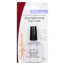 Sally Hansen Hard As Nails Advanced Strengthening Nail Topcoat