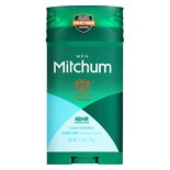 Mitchum Advanced Control Anti-Perspirant & Deodorant Invisible Solid Clean Control Clean Control