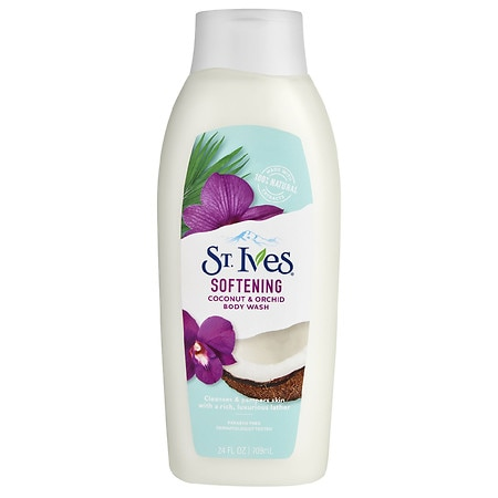 St. Ives Triple Butters Body Wash Indulgent Coconut Milk