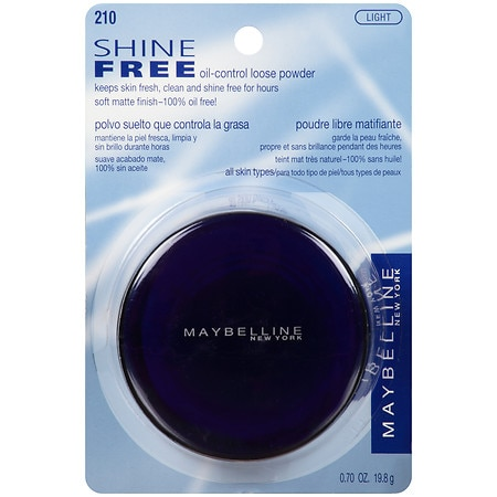 Maybelline Shine Free - Loose Oil-Control Powder