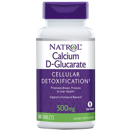 Natrol Calcium D-Glucarate, Tablets
