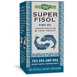 Nature's Way Super Fisol Enteric-Coated Fish Oil