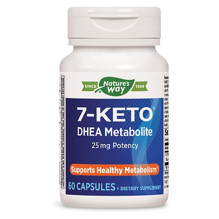 Enzymatic Therapy 7-KETO DHEA Metabolite, Capsules