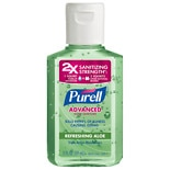 Advanced Hand Sanitizer Aloe