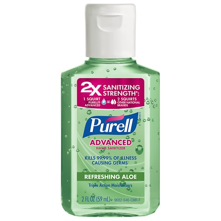 Purell Advanced Hand Sanitizer Aloe