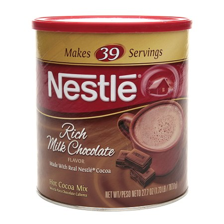Nestle Hot Cocoa Mix Rich Milk Chocolate