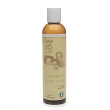 CARA B Naturally Shampoo Body Wash for Baby and Child