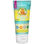 Badger SPF 30 Baby Sunscreen Cream - 2.9oz Chamomile & Calendula