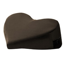 Liberator Heart Wedge Espresso Velvish