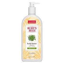 Burt's Bees Soothingly Sensitive Body Lotion for Sensitive Skin Aloe & Buttermilk