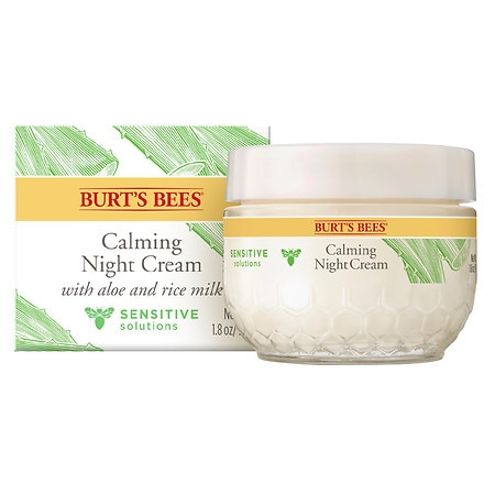 Burt's Bees Sensitive Night Skin Cream