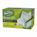 Swiffer Sweeper Wet Mopping Cloths with FebrezeSweet Citrus & Zest