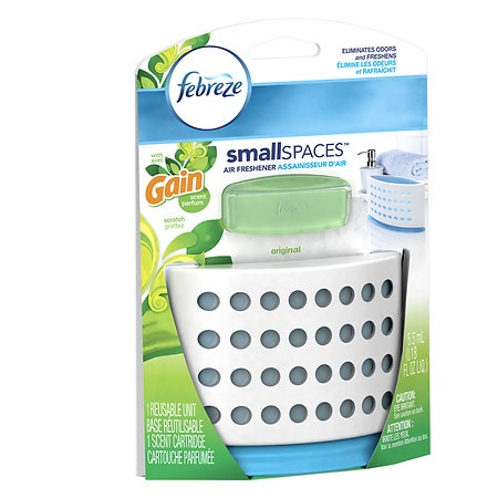 Febreze Small Spaces Air Freshener Original Scent of Gain