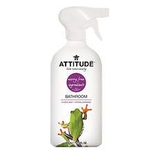 Attitude Eco-Friendly Bathroom Cleaner Citrus Zest