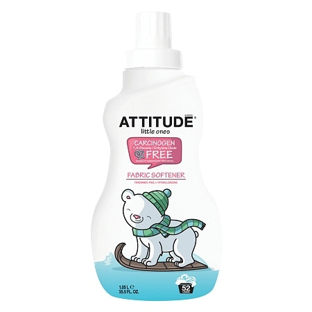 Attitude Baby Fabric Softener, 52 Loads