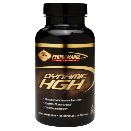 Olympian Labs Dynamic HGH, Capsules