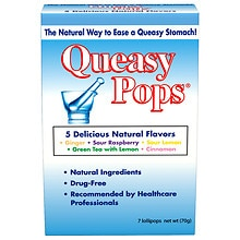 Queasy Pops Stomach Relief