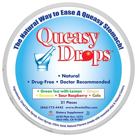 Queasy Drops Stomach Relief