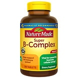 Super B-Complex Dietary Supplement Tablets
