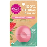 eos Lip Balm Strawberry Strawberry Sorbet