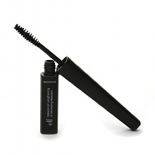 e.l.f. Studio Lengthening & Volumizing Mascara, Waterproof Black