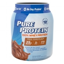 100% Whey Protein Shake Powder Frosty Chocolate